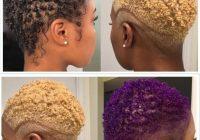 Stylish best short hairstyles for black women tukocoke Dye Short Hair Styles Choices