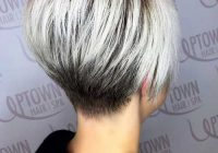 Stylish best short wedge haircuts for chic women crazyforus Short Wedge Haircuts Back View Ideas