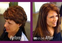 Stylish hair extensions before and after short hair hair Hair Extensions For Short Hair Styles Inspirations