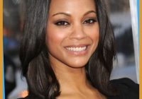 Stylish hairstyles for medium length thin african american hair Mid Length African American Hairstyles Designs