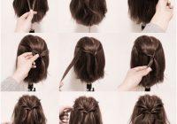 Stylish httpss media cache ak0pinimgoriginals9a6ce1 Styling Short Hair Ideas