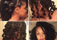 Stylish natural hair braid out curly hair styles hair styles 4c Braid Out African American Hair