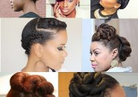 Stylish natural hair updo hairstyles for natural hair hairstyles Updo Hairstyles Natural African American Hair