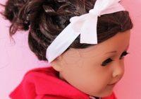 Stylish pin on american girl dolls Cute Hairstyles For American Girl Dolls With Curly Hair Designs