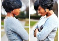 Stylish pin on black hair divastyled Short Hairstyles For Thick African American Hair Designs