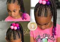 Stylish pin on braid styles for toddlers Child Hair Braiding Styles Inspirations