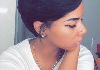 Stylish pin on hair cut Black People Short Hair Styles Ideas