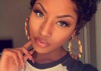 Stylish pin on hairstyles Black Girl Short Haircuts Inspirations