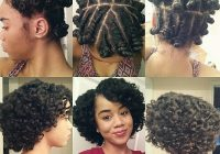Stylish pin on natural curly hair Bantu Knot Out Styles Short Hair Inspirations