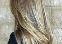 Stylish short layers on long hair 13 examples of this hot trend Long Hair With Short Layers Hairstyles Choices