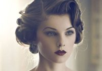 Stylish vintage hairstyles and retro hair looks for women Vintage Hair Styles For Short Hair Choices