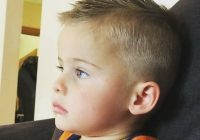 top 25 short haircuts for toddler boys youll see in 2020 Little Boy Short Haircuts Choices