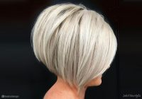 Trend 15 hottest short stacked bob haircuts to try this year Short Haircuts With Stacked Back Choices