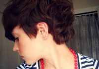 Trend 19 cute wavy curly pixie cuts we love pixie haircuts for Short Pixie Hairstyles For Thick Wavy Hair Inspirations