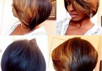 Trend 20 trendy bob hairstyles for black women styles weekly Bob Haircuts For African American Hair Ideas