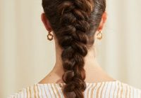 Trend 22 seriously easy braids for long hair 2019 update Easy Braided Hairdos For Long Hair Ideas