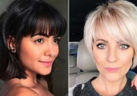 Trend 23 trendy ways to wear short hair with bangs stayglam Short Styles For Short Hair Inspirations