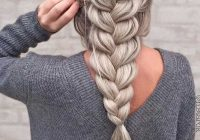 Trend 24 different types of braids every woman should know Different Hair Braid Styles Ideas