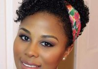 Trend 25 amazing styles for short natural hair you can rock in 2020 Easy Natural Hairstyles Short Hair Ideas