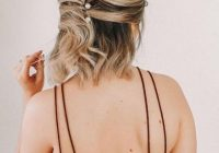 Trend 25 easy wedding guest hairstyles thatll work for every Wedding Guest Hairstyles Diy Short Hair Inspirations