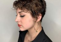 Trend 29 short curly hairstyles to enhance your face shape Short Haircuts For Very Curly Hair Inspirations