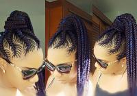 Trend 30 beautiful fishbone braid hairstyles for black women Fishbone Hair Braid Style Inspirations