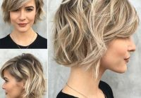 Trend 38 short layered bob haircuts with side swept bangs that Short Bob Haircuts With Bangs And Layers Ideas