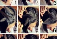 Trend 50 incredibly easy hairstyles for school to save you time Hairstyles At Home For Short Hair Ideas