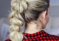 Trend 50 medium length hairstyles we cant wait to try out hair Braided Hairstyles For Thick Layered Hair Inspirations