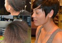 Trend 60 chicest sew in hairstyles for black women 2020 Short Hair Sew In Styles Choices