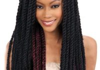 Trend 66 of the best looking black braided hairstyles for 2020 Pictures Of African American Braiding Hairstyles