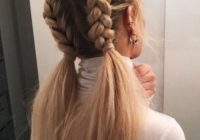Trend blonde style hair styles braided hairstyles long hair styles Different Hair Braid Ideas Choices