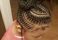 Trend braided hairstyles for little black girls on stylevore Little Black Girls Braided Hair Styles Inspirations