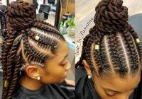 Trend braided updos for every occasion naturallycurly African Hair Braiding Styles Updos Inspirations