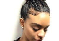 Trend check out our 24 easy to do updos perfect for any occasion Cute Updo Styles For Short Curly Hair Choices
