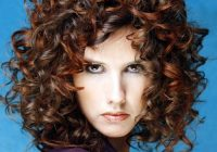 Trend curly hairstyles to suit your face shape Short Haircuts For Curly Hair Long Face Choices