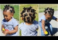 Trend cute hairstyle for kids with short hair throwback of Cute Hairstyles For Black Babies With Short Hair Ideas