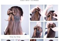 Trend diy easy hairstyles easy hairstyles for medium hair easy Easy Hairstyles For Short Hair To Do At Home Choices
