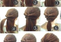 Trend easy hairstyles short hair easy hairstyles for short curly Hairstyles For Curly Hair Short Easy Choices