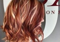 Trend hair red highlights and lowlights 49 ideas red hair with Short Brown Hair With Blonde And Red Highlights Inspirations