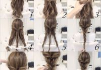 Trend if youre looking for a quick and easy hairstyle that looks Easy Braided Hairstyles For Medium Long Hair Inspirations