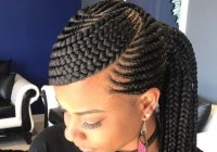 Trend pictures of long hairstyles different hair updos diy African Braids Hair Style Choices