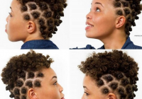 Trend pin on crowning glory Bantu Knot Out Styles Short Hair Choices
