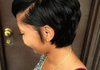 Trend pin on short relaxed hair Hairstyle For Short Relaxed Hair Ideas