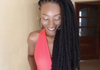 Trend she used wool thread to achieved this look in 2020 natural Braids With Yarn Hair Styles Inspirations