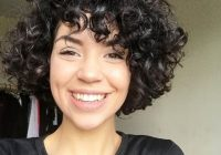 Trend short haircuts for curly hair 8 dreamy cuts we found on Short Haircuts Curly Hair Choices