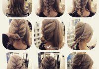 Trend stylish braided hairstyle tutorial hair styles long hair Easy Braided Hairstyles For Medium Long Hair Ideas