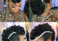 wedded bliss hair natural afro hairstyles natural hair Wedding Hairstyles Natural African American Hair